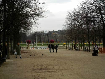 Jardin du Luxembourg copyright onlineflowergarden.com