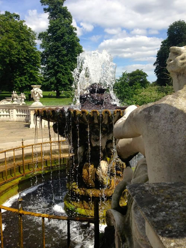 Italian Gardens, London