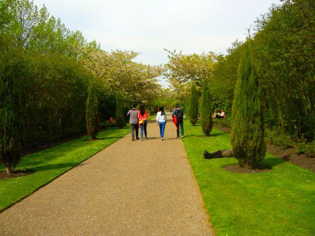 Regent's Park in Spring