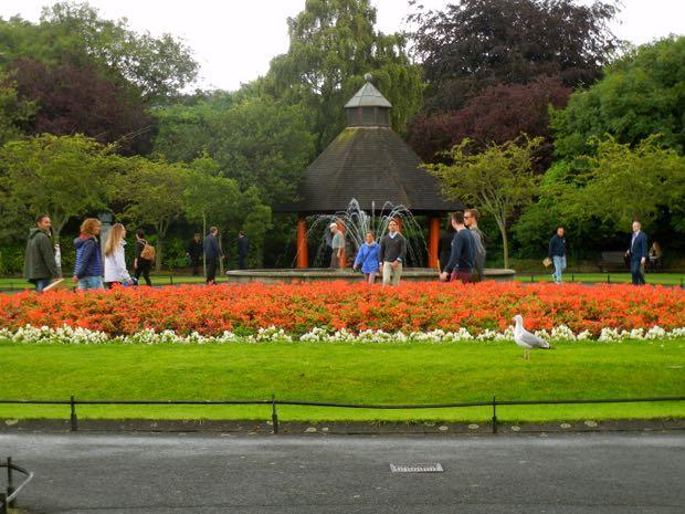 St Stephen's Green, Dublin, Ireland