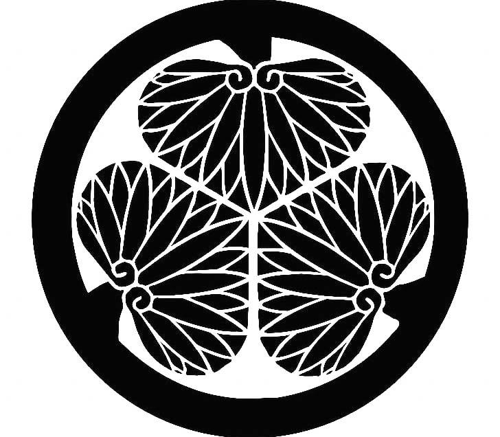 Tokugawa Shogunate, hollyhock leaves